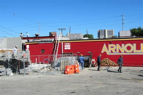 arnold s country kitchen begins major expansion dining