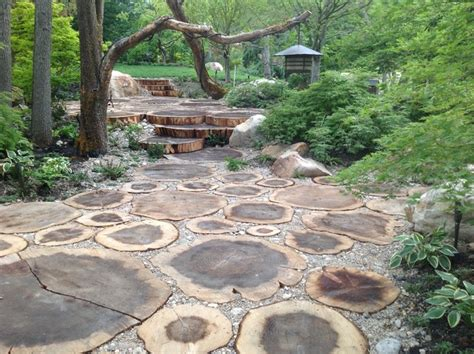 Landscape Timber Disposal Residential