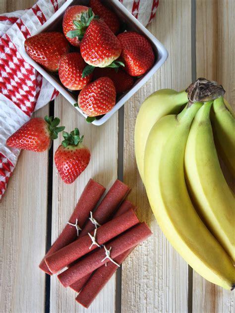 fruit roll ups vegan vegan strawberry banana fruit roll ups