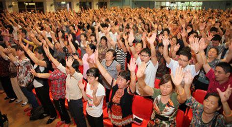 underground church in china