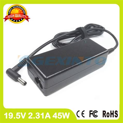 Hp Samsung S3 Ac 19 5v 2 31a 45w ac power adapter adp 45wd b 749015 001 laptop charger for hp pavilion 11 n000 11