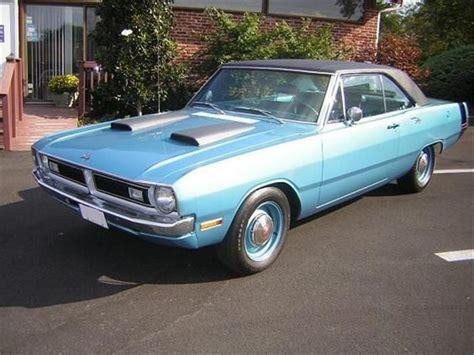 1970 s dodge cars vehicle profile 1970 dodge dart classic car news