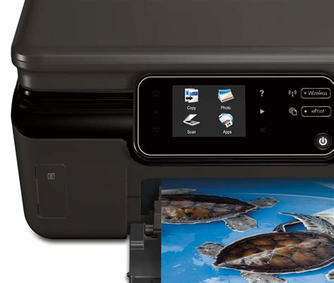 Printer Hp Photosmart 5510 hp photosmart 5510 wireless color photo printer the tech journal