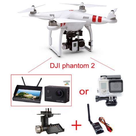 Free Ongkir Jabodetabek Dji Phantom 3 Standard aliexpress buy original dji phantom 2 h3 3d gimbal drone with hd fpv drone