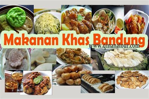 wisata kuliner kota bandung jajanan tradisional khas sunda
