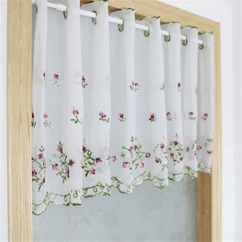 window curtain bar 50 150cm half curtain window cafe bar curtain short