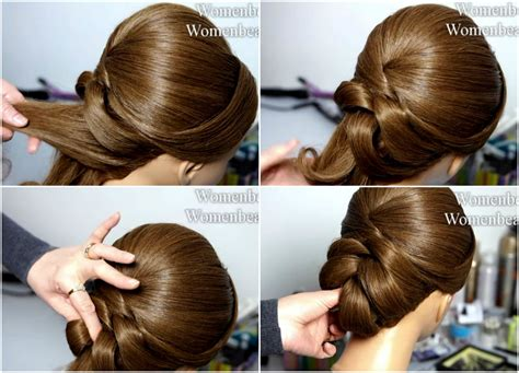 bridal hairstyles for hair step by step hairstyles for wedding step by step bridal hairstyle