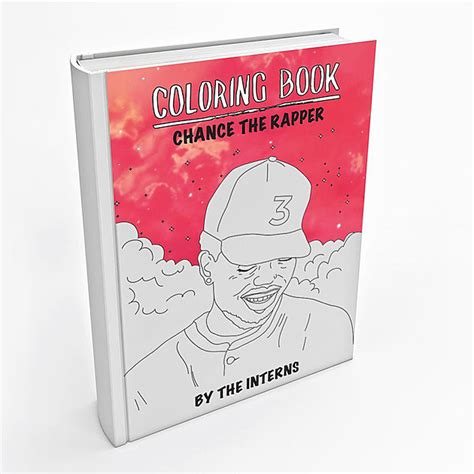 coloring book free chance the rapper chance the rapper s celebrated mixtape is now an actual