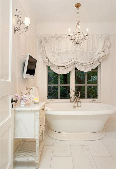 chic bathroom ideas 85 cool shabby chic decorating ideas shelterness