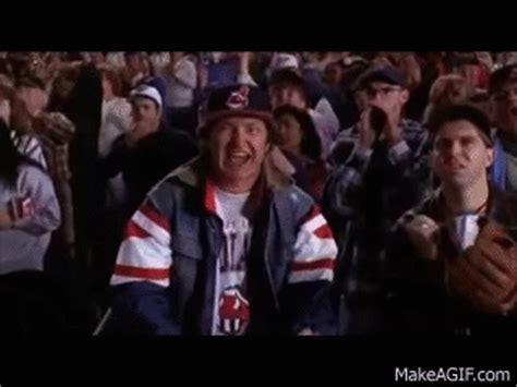 randy quaid major league gif major league ii vaughn vs parkman on make a gif