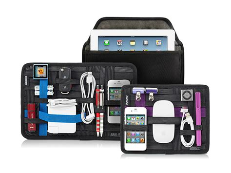 Sale Organizer Gadget Grid It Ukuran Besar 10 grid it 174 accessory organizer bundle stacksocial