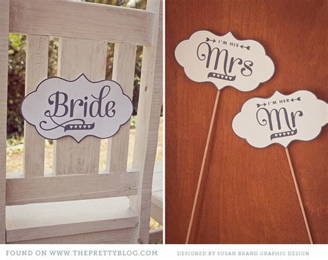 7 best images of diy free wedding printables diy wedding
