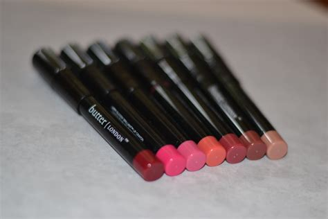 Makeup Giveaway Instagram - butter london s lip crayons are bloody brilliant instagram giveaway jennysue makeup