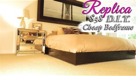 Ideas For Bed Frames Diy Bed Frame Platform Bed Frame Cheap Bed Frame Ideas