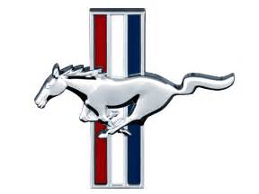 Ford Mustang Symbol Ford Mustang Logo Mustang Car Symbol And History