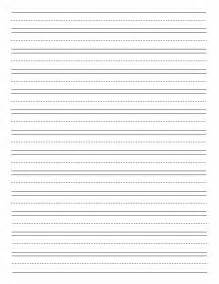 Elementary Writing Paper Printable Printable College Lined Paper Quotes