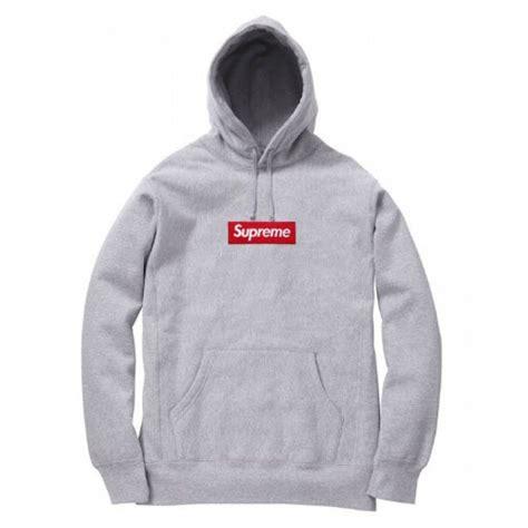 Hoodie Supreme Hitam 2 supreme box logo pullover hoodie gray carlo s item list box logo