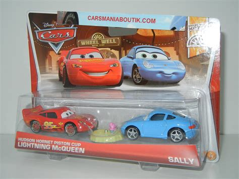 voiture 3 si鑒es auto sally mcqueen hudson voiture cars 2 disney carsmaniaboutik