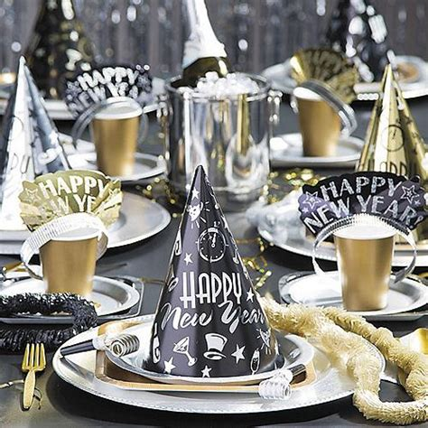 new years 2018 party favors 2018 new year s supplies decorations orientaltrading