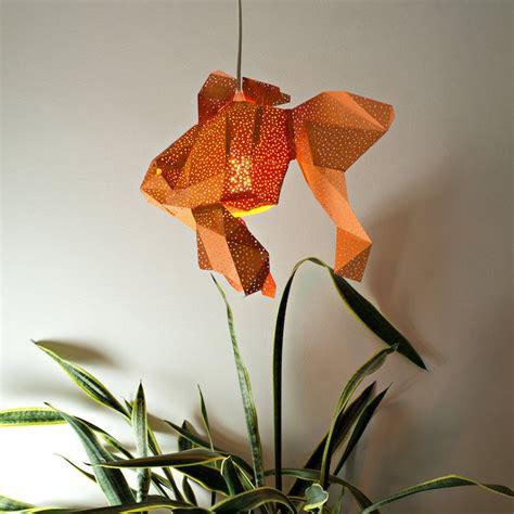 Paper Craft L Shades - vasililights studio crafts paper l shades in shape of