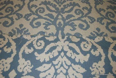 Blue White Upholstery Fabric by Wb26 Heavy Tapestry Woven Italy Wedgwood Blue White Floral