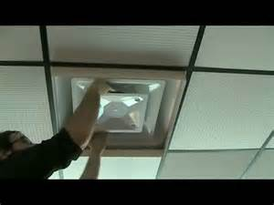 how to install heat vent in drop ceiling ceiling tiles