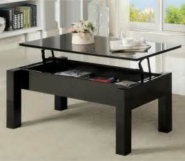 Modern Lift Top Coffee Table Furniture Of America Desmonte Bold Lift Top Coffee Table Contemporary Coffee Tables By