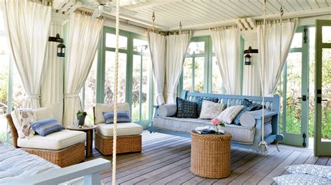 home design story romantic swing 11 dreamy sleeping porches coastal living