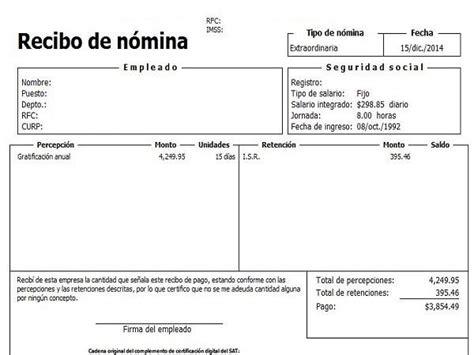 factura electronica generar nomina formato de recibo de nomina formato para llenar de nomina