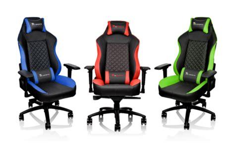 Thermaltake Gt Comfort 500 Gaming Chair thermaltake tt premium launches tt premium europe site enostech