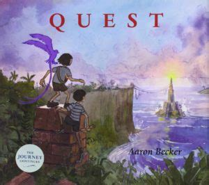 quest journey trilogy 2 1406360813 children s book review the journey trilogy by aaron becker crushing krisis