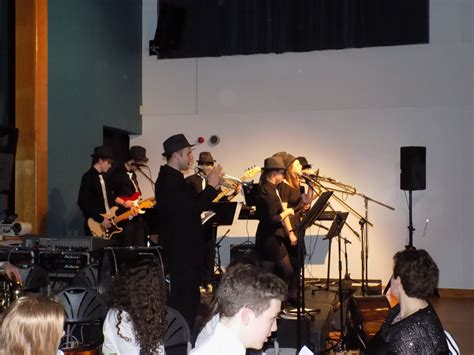 swing band musical banbridge academy