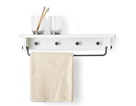 bathroom shelf and towel rail towel rail towel rack ikea
