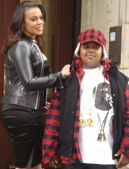 Luke Leather Sofa Biggie S Son Was Uninterested In Playing His Dad In