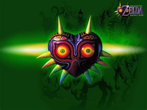 majoras mask majora s mask official wallpapers desktops