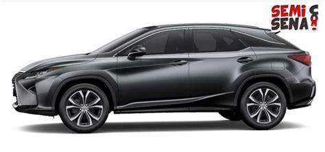 lexus mobil harga lexus rx review spesifikasi gambar september