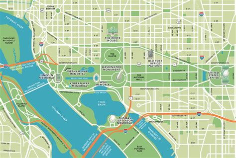 washington dc popout map neighborhood resources welcome to southwest dc