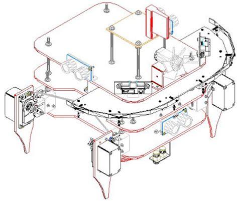 cara membuat chip robot komponen elektronika cara merakit robot