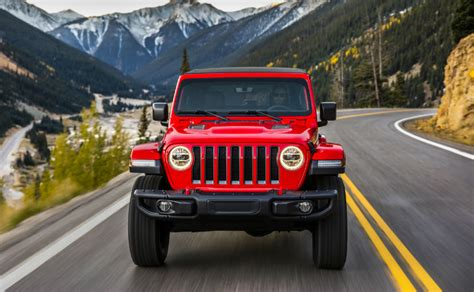 jeep wrangler ride comfort 2018 jeep wrangler unveiled ahead of la auto show debut