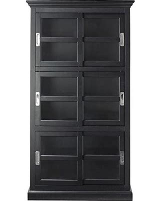 Black Bookcase Glass Doors Black by Black Bookcases With Glass Doors Roselawnlutheran