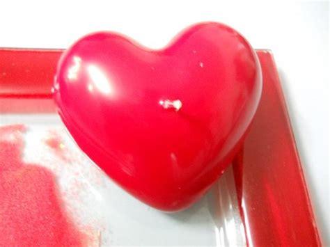 candele cuore candela cuore laccato box 3 pezzi san michele di
