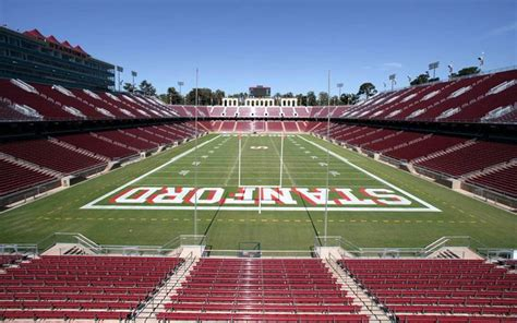 Mba In Hr League by Stanford Football Stadium Catch A During