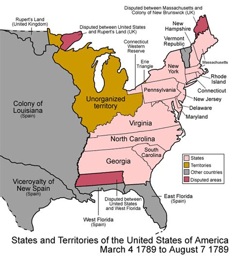 united states map of the eastern states file united states 1789 03 to 1789 08 eastern jpg