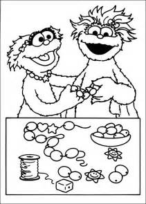 sesame coloring books free printable sesame coloring pages for