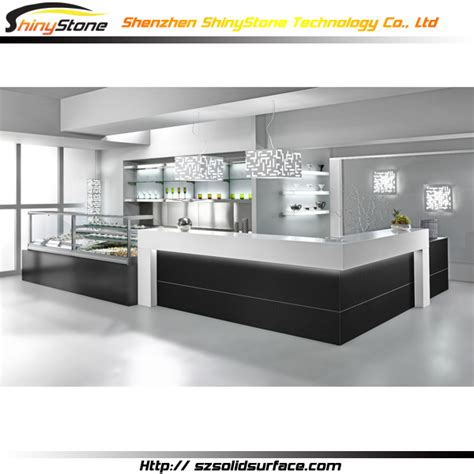 Forum Credit Union Call Center Looking L Shape Design Solid Surface Artificial Marble Shopping Mall Kiosk Buy Shopping