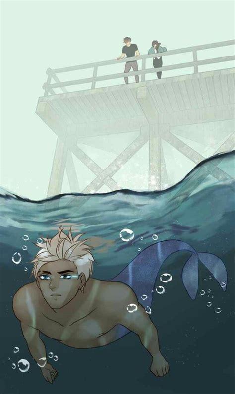 pin  monkey  vinsmoke  sirens lament mermaid art