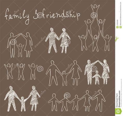 imagenes de simbolos amistad familia y conjunto de s 237 mbolos de la amistad im 225 genes de