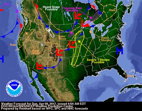 us weather map april us weather map for april 28 images forecast map for