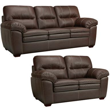sofa agreement italy rent to own hawkins java brown italian leather sofa and