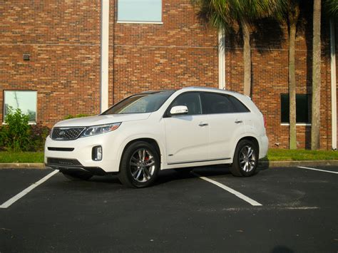 kia sorento top speed 2015 kia sorento sxl driven review top speed